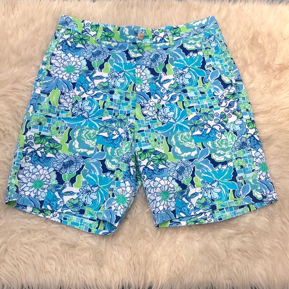 39bf55cead8f1 Lilly Pulitzer Shorts | Palm Beach Everglade Men 32 | Poshmark